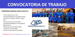 Compañía Minera Ares SAC | SETIEMBRE 2020