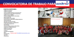 Sodexo Perú S.A.C. | SETIEMBRE 2020